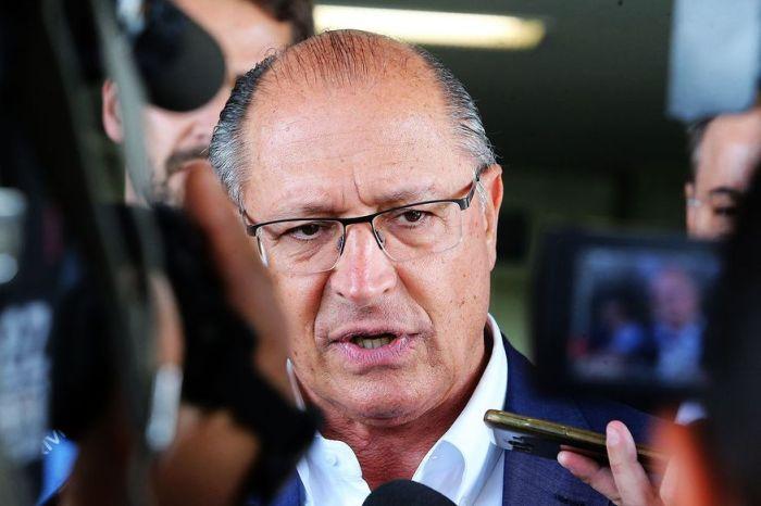 PSDB lança pré-candidatura de Alckmin à Presidência