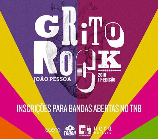11ª edição do Festival Grito Rock está com inscrições abertas