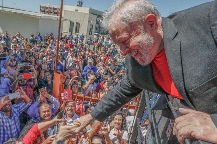 PT na Paraíba realiza ato para lançar pré-candidatura de Lula