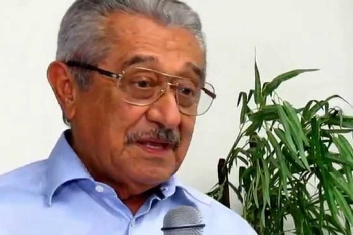 Candidato José Maranhão anuncia mudanças em sua chapa