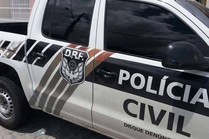 Acidente na BR 412 deixa duas vítimas fatais próximo a cidade de Serra Branca