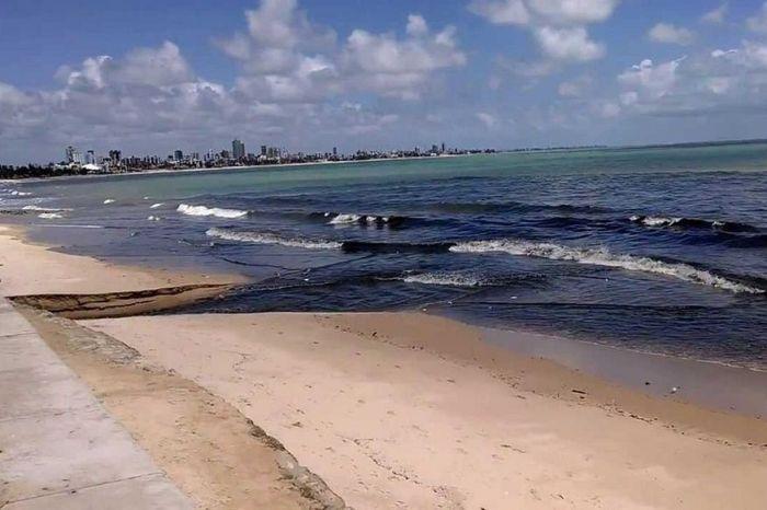 Praias do Bessa, Manaíra e Tambaú estão impróprias para banho