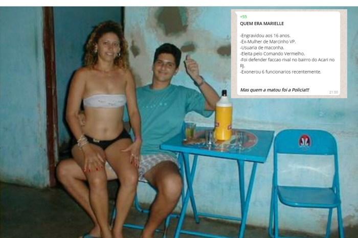 Polícia investiga responsáveis por textos falsos sobre Marielle