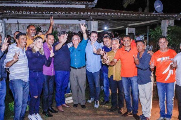 Genival Matias reúne lideranças de 20 municípios do Cariri e Seridó em apoio a Azevedo