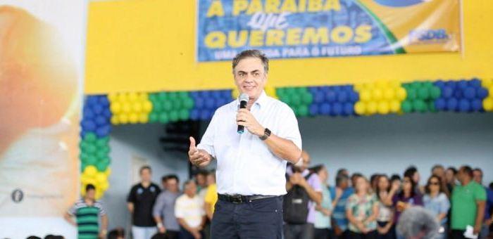 """Cássio Cunha Lima: """"A Paraíba precisa voltar a sorrir"""""""
