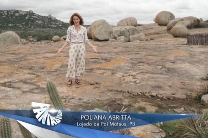 Fantástico mostra bastidores de Onde Nascem os Fortes no Cariri