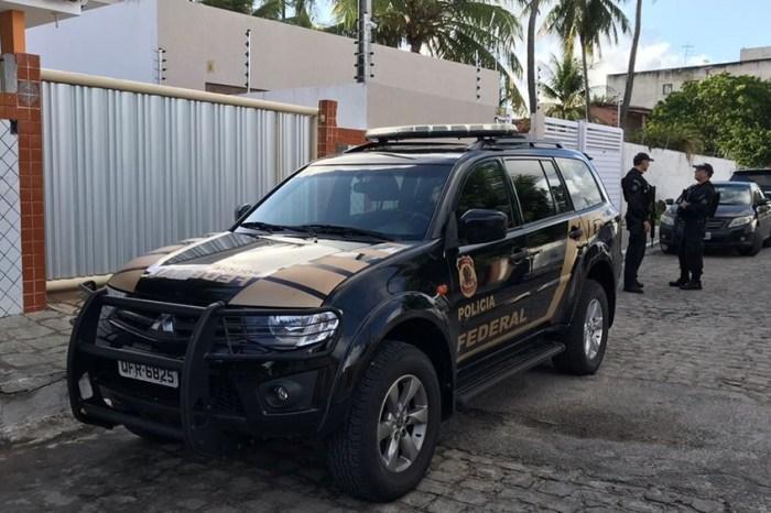 PF prende prefeito, vice e mais nove pessoas em Cabedelo