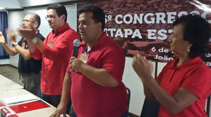 PT da Paraíba admite candidatura própria ao governo
