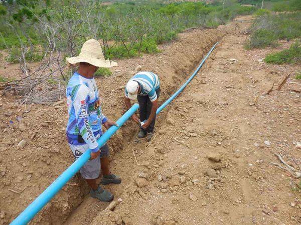 Comunidades rurais do Congo terão água da transposição por meio de adutora