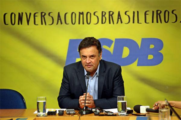 STF decide tornar Aécio Neves réu por corrupção e obstrução de Justiça