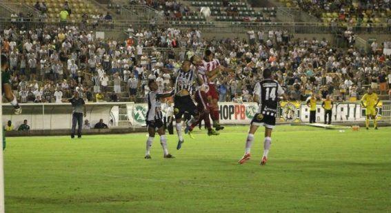 Com golaço de bicicleta, Botafogo-PB atropela Náutico no Almeidão