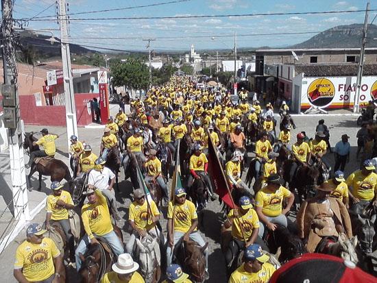 Crise: Prefeitura de Caturité transfere comemorações do aniversário da cidade para o São João