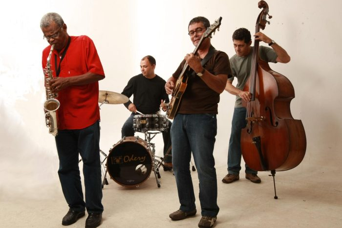 Grupo 'ContraBanda' se apresenta no Hotel Globo, nesta sexta