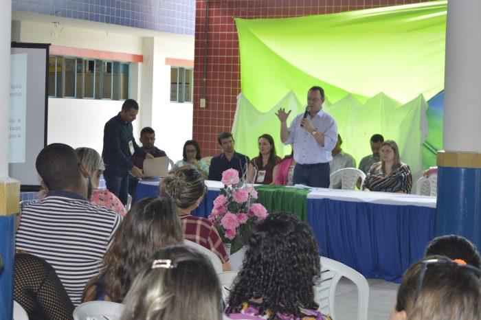 Prefeitura de Gurjão e AMCAP realizaram 2º seminário de educação inclusiva no Cariri