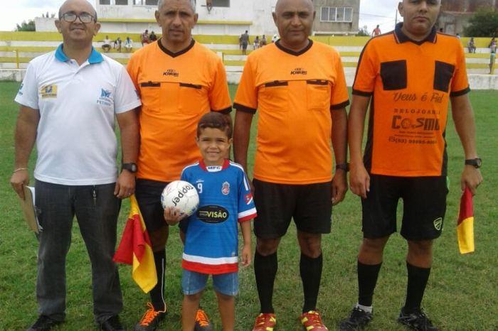 Campeonato Monteirense de Veteranos é iniciado com muitos gols e bons jogos