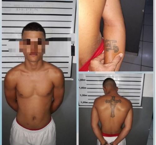Polícia Militar prende na cidade de Juazeirinho homem acusado de tentativa de homicídio