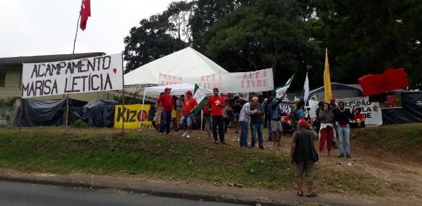 Após tiros, Curitiba volta a pedir transferência de Lula
