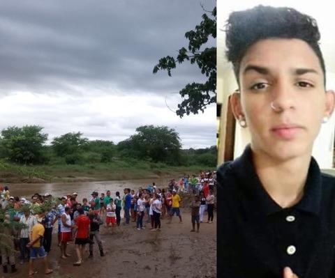 Buscas por jovem parariense desaparecido nas águas no Rio Taperoá são suspensas