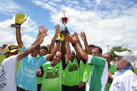 Campeonato de Veteranos tem torneio início com clima de confraternização em Monteiro