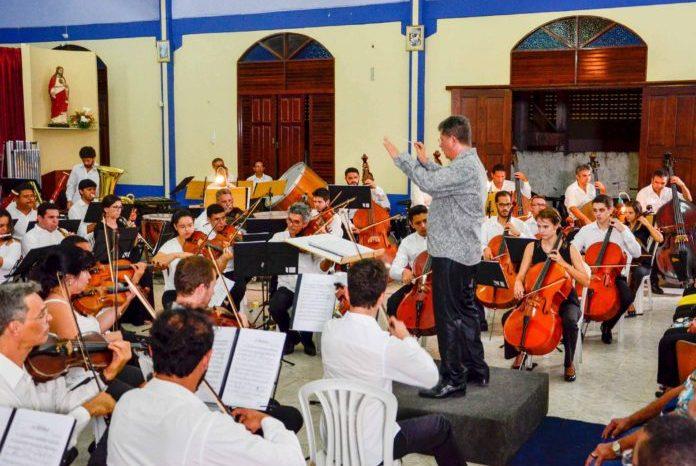 Orquestra Sinfônica apresenta concerto com sinfonia inédita na PB