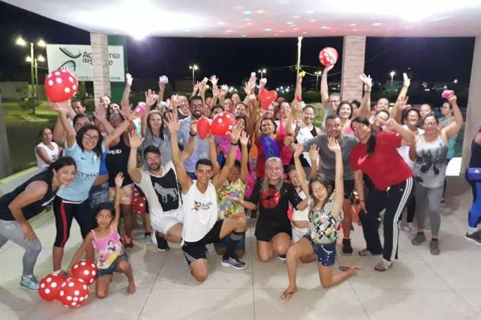 Monteirenses comemoram aniversário de Academia e voltam a homenagear as mães