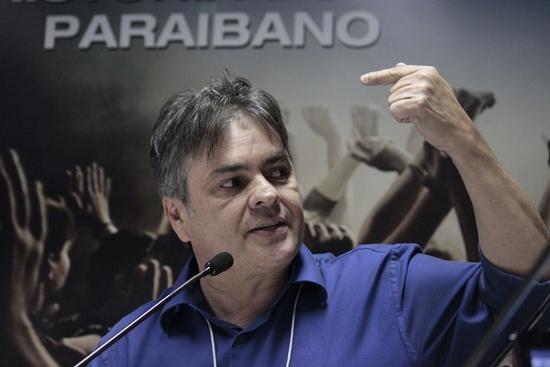 """Cássio Cunha Lima: """"Não tem nada no tornozelo que me incomode"""""""