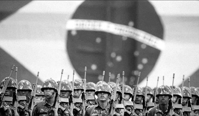 Brasil pede aos EUA registros da CIA sobre ditadura militar