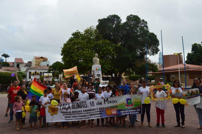 Prefeitura de Sumé realiza ações de enfrentamento a Violência Sexual