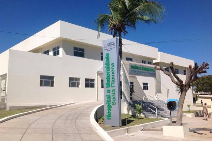 MOÍDOS DA REDAÇÃO: De surpresa, Secretário de Saúde visita hospital de Monteiro