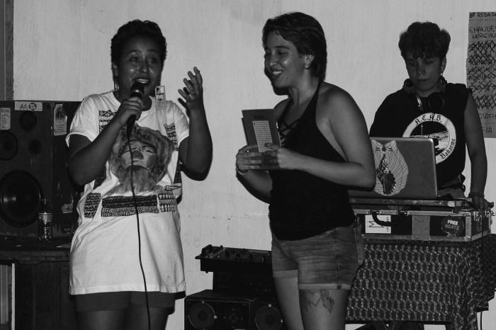 Conheça o slam, batalha de poesia que ganhou espaço na Paraíba