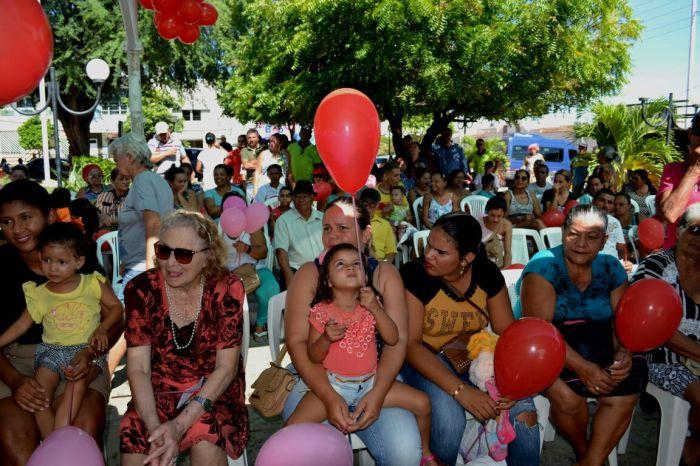 Prefeitura de Monteiro reúne centenas de mulheres para comemorar o Dia das Mães