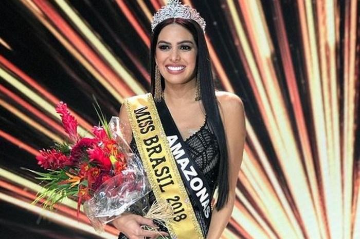Jornalista amazonense Mayra Dias é coroada Miss Brasil 2018