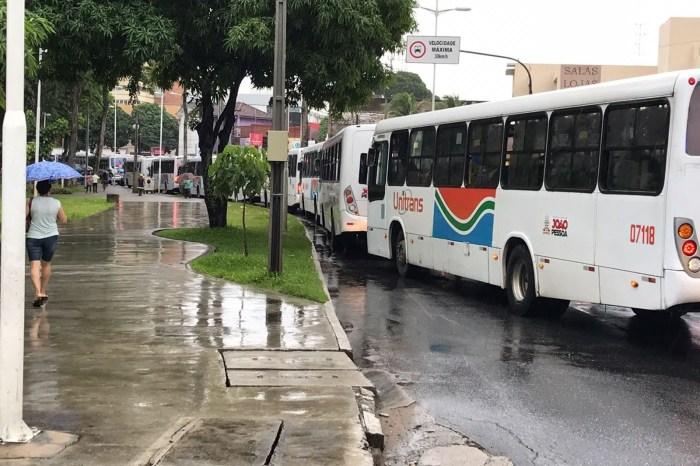 Começam a vigorar novas tarifas de ônibus na Paraíba