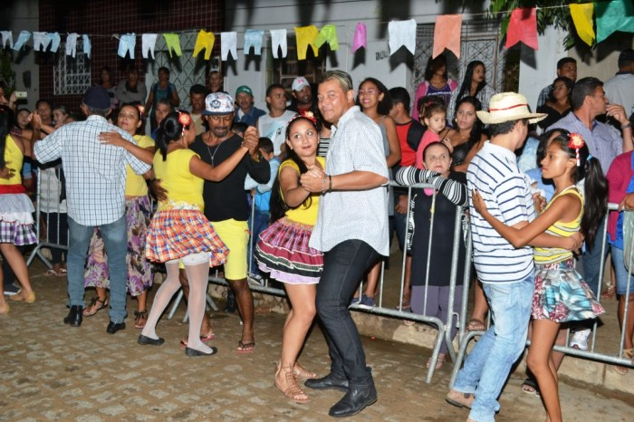 Festival de Quadrilhas aquecerá as ruas de Monteiro a partir do dia 12 de junho