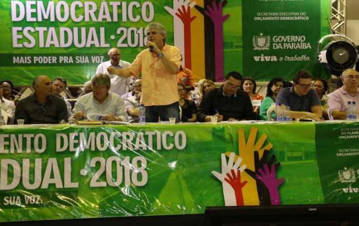 Obras hídricas entregues no Cariri são destaques do governo de Ricardo Coutinho