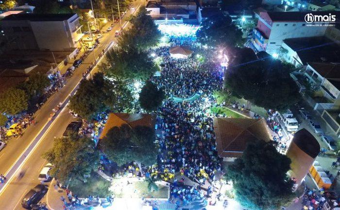 Prefeitura de Sumé inscreve até esta terça para sorteio de barracas no São João