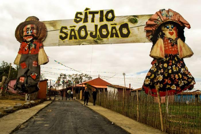 Sítio São João ganha novo endereço em Campina Grande