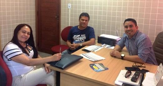 Em Brasília, Vereador Bonílson tenta liberar recursos para educação de Sumé