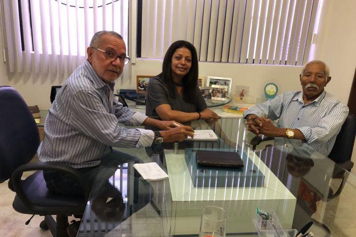 Ex-prefeitos de Caaporã aderem à pré-candidatura de Carlos Batinga
