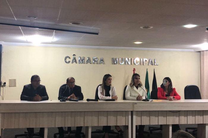 Prefeita de Monteiro assina termo de cessão de espaço para sede da Subseção da OAB do Cariri