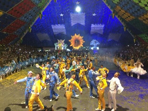 Festival de quadrilhas juninas em Campina Grande é adiada