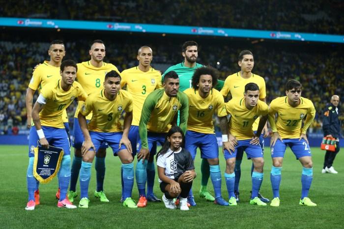 Seleção brasileira é a terceira mais valiosa da Copa, segundo estudo