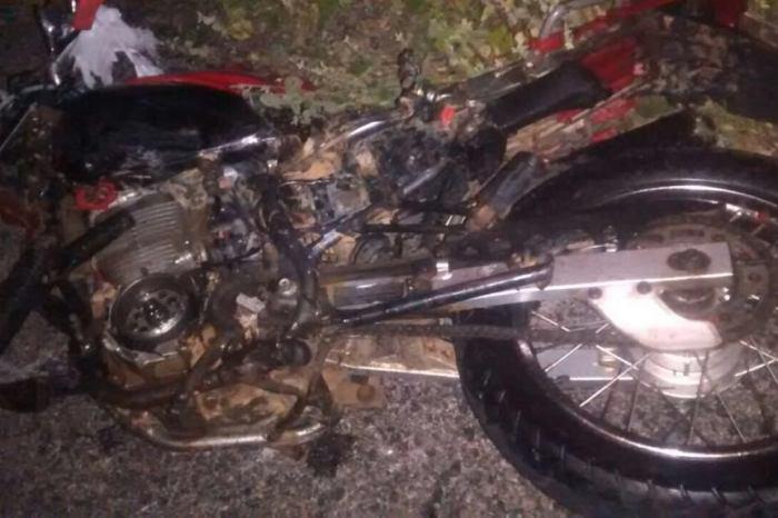 Colisão entre moto e caminhão deixa uma vítima fatal em estrada do Cariri