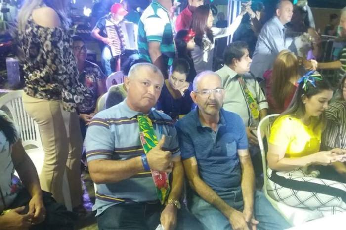Vereadores de Monteiro prestigiam quadrilha junina da Secretaria de Desenvolvimento Social