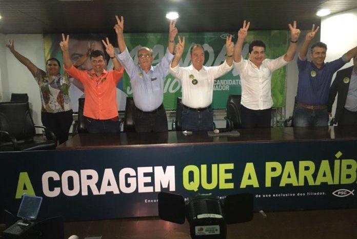 Marcondes lança Manoel Junior ao Senado e fala em unir Oposição