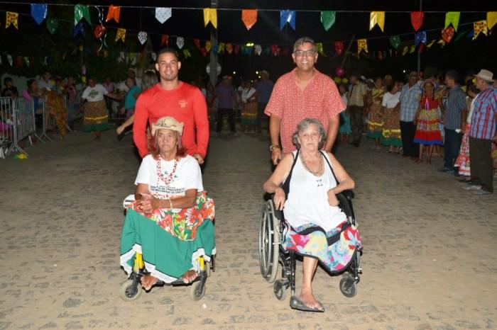 Festejos Juninos em Monteiro abrem de forma especial com a 1ª Quadrilha Matuta de Idosos