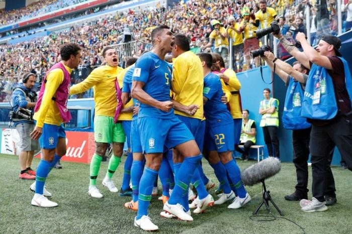 COPA DO MUNDO: Brasil vence Costa Rita com dois gols nos acréscimos