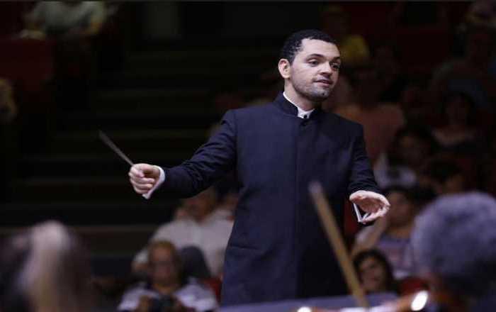 Concerto da OSUFPB desta semana privilegia obras de Mozart