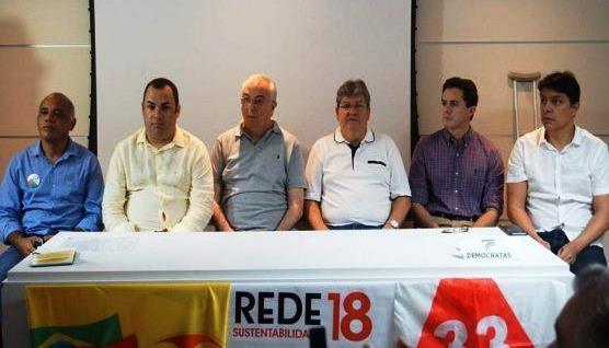 Base do PSB oficializa aliança para deputado estadual