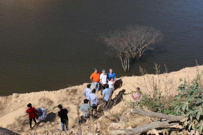 Ricardo entrega barragem e beneficia 13 mil pessoas em Imaculada
